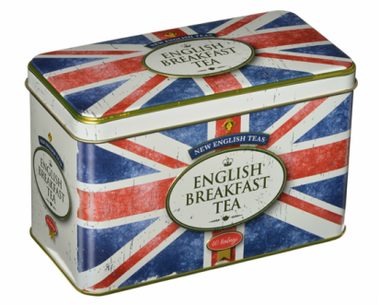 Union Jack Tea Gift Tin