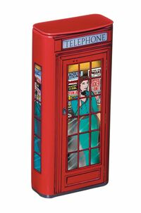 Telephone Box Mint Tin CY02