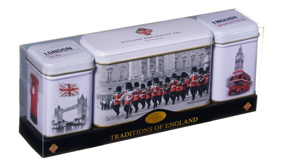 Traditions of England Tea Gift Pack MT31 Best of British Range
