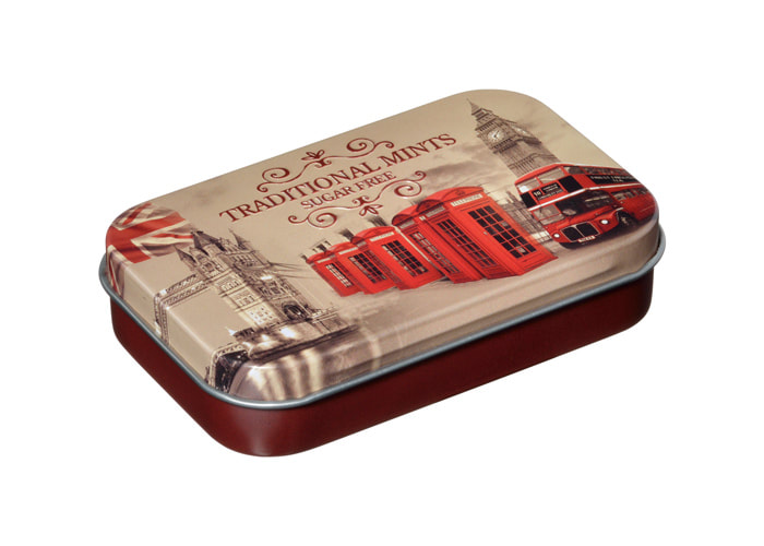 CY25 Traditional Vintage England Mints