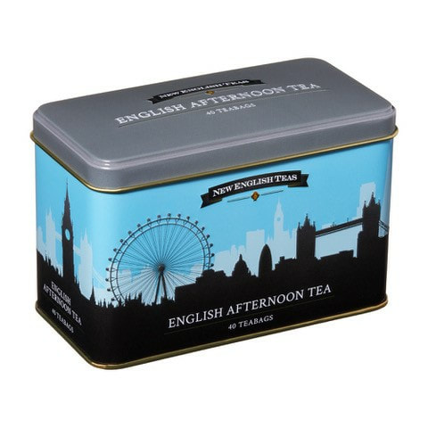 RS43 London Skyline Tin 40 Teabags